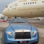 Etihad Airways вносит изменения в премиум-услуги