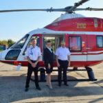 Heliexpress перевез 200 пассажиров на МАКС-2019