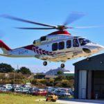Penzance Helicopters вводит в эксплуатацию новый AW139